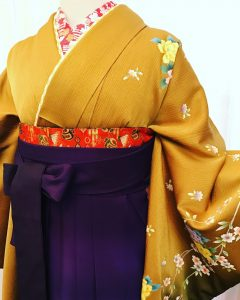 女子袴レンタル衣装佐賀福岡ヘアメイク着付け