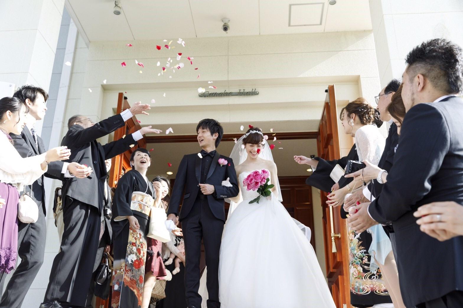 結婚式・挙式披露宴