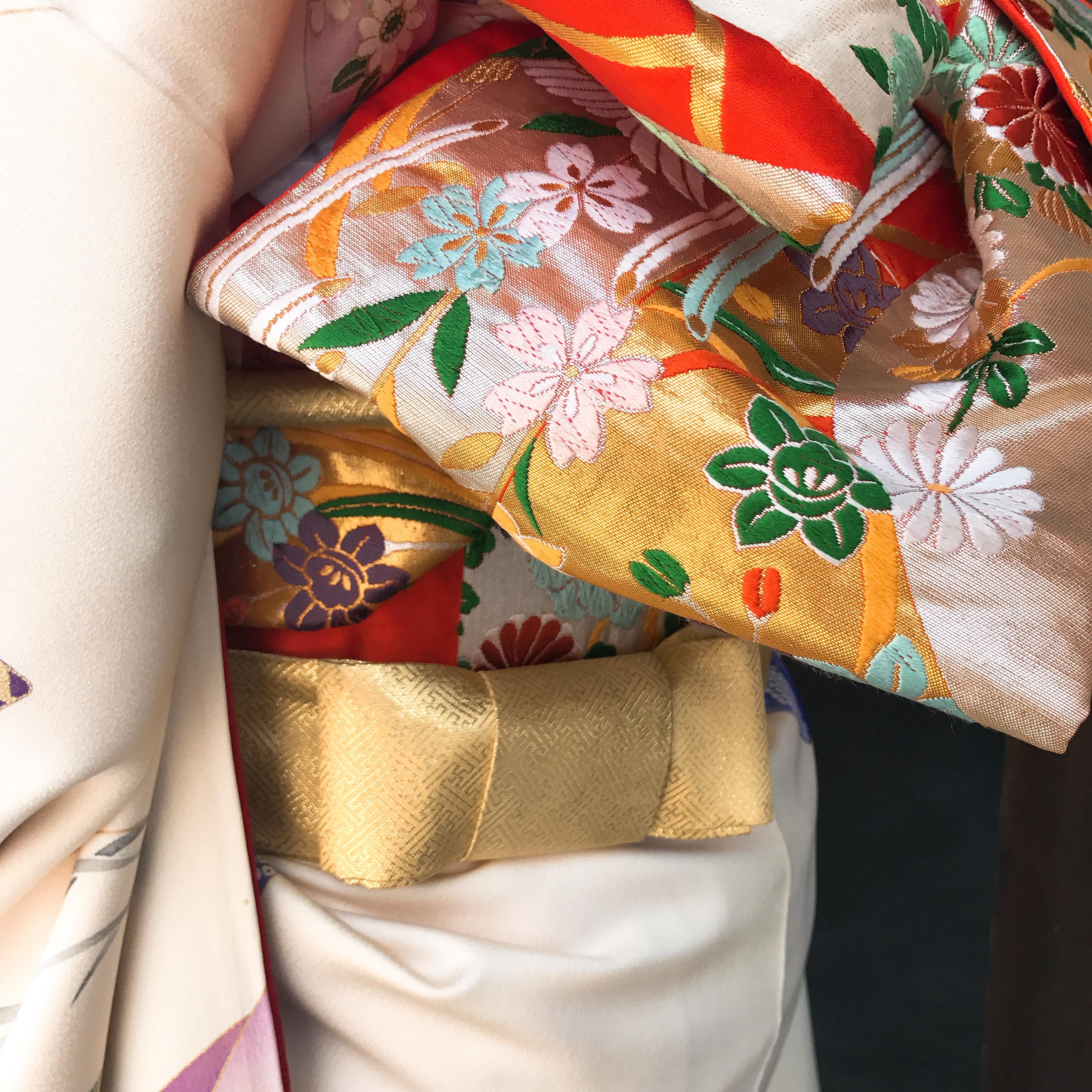 結婚式引き振袖スタイル 和婚佐賀福岡ヘアメイク着付け杠(ゆずりは)