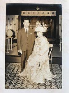 昭和の花嫁様